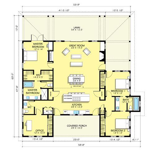 country kitchen floor plans houseplans com country farmhouse floor plan plan