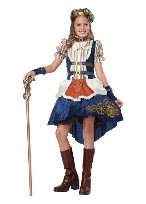 steampunk fashion girl costume steampunk costumes