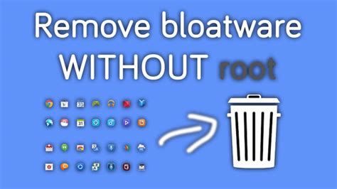 android without root how to uninstall system apps on any android without root