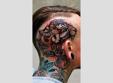 1000+ ideas about Tiger Face Tattoo on Pinterest White