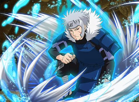 tobirama senju father  reanimation ultimate ninja