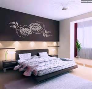 wohnideen wandgestaltung schlafzimmer - Wohnideen Schlafzimmer