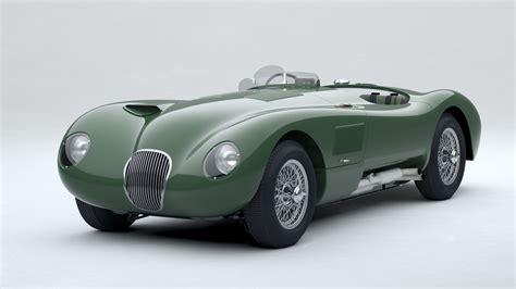 Jaguar Classic to Build Brand New C-Type Vintage Sports Cars