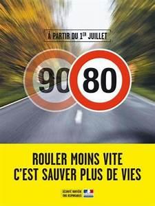 Petition 80 Km H : la s curit routi re d voile sa campagne sur la limitation de vitesse 80km h ~ Medecine-chirurgie-esthetiques.com Avis de Voitures