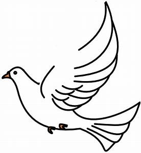 Doves | Free Images at Clker.com - vector clip art online ...
