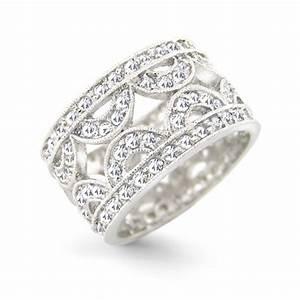 wide band wedding rings wedding rings shiney blessings With wide band wedding rings