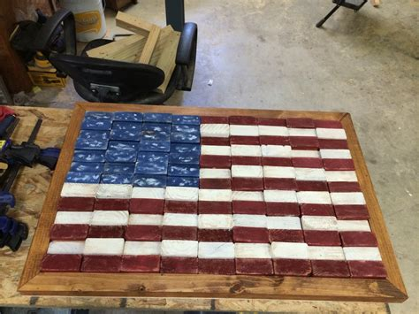 scrap wood flag  april wilkerson  lumberjockscom