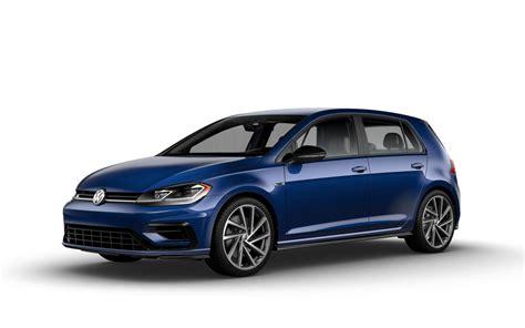 2019 Volkswagen Golf R by The 2019 Volkswagen Golf R Comes In 40 Colors Motor