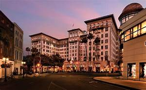 L A Hotels Including Chateau Marmont, Beverly Hills Hotel