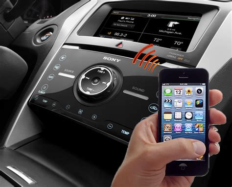 ford sync iphone how to pair an iphone with ford sync and myford touch