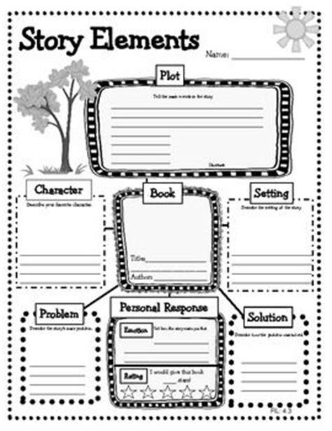 common reading graphic organizers for literature
