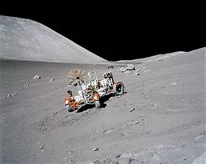Apollo 17 Lunar Rover (page 2) - Pics about space