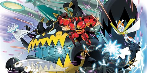 Ultra Beasts: The Most Dangerous Pokemon & Where They Come ...