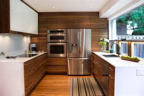 Useful Tips To Decorate Small Ushaped Kitchen  Home