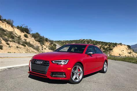 first drive 2018 audi s4 automobile magazine