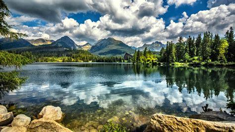 Clipart - High Tatras Slovakia