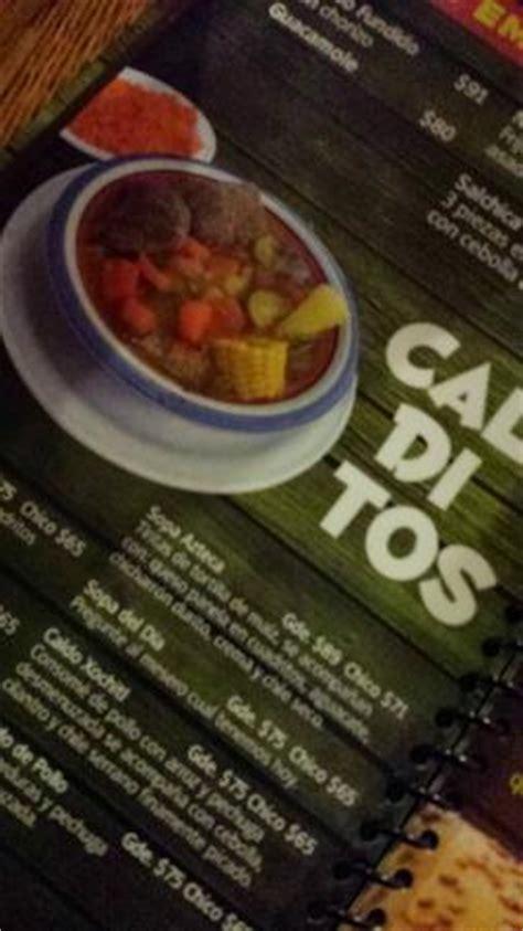 foto de el apenitas saltillo menu tripadvisor
