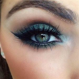 Gorgeous Makeup Inspirations For Beautiful Blue Eyes ...