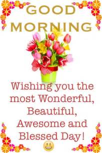 Good Morning Quotes Pinterest