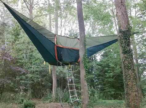 Hanging Hammock Tent by Hanging Tent