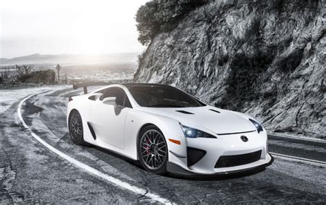 lexus lfa   colors release date redesign price