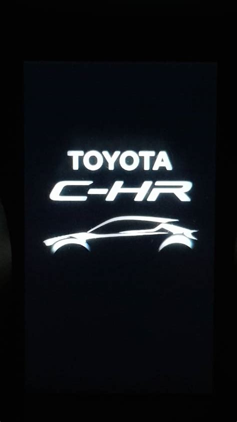 Toyota Logo Wallpaper Iphone by Toyota Chr Wallpaper By Bandita22 B2 Free On Zedge
