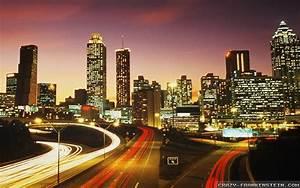 Atlanta Desktop Wallpaper  WallpaperSafari