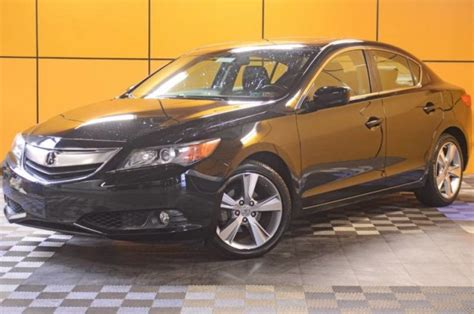 pre owned 2013 acura ilx premium pkg 4dr car in jenkintown