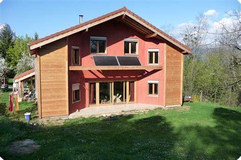 maison ossature bois passive maison bois passive finest de la passive maison en bois ossature cologique with maison bois