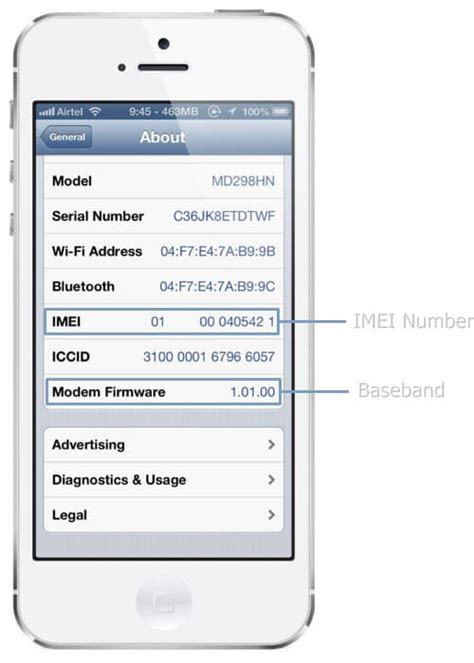 imei number on iphone how to find imei number of iphone 5 iphone 6