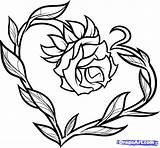 Coloring Fire Hearts Printable Getcolorings He sketch template