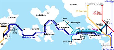 onomichi travel shimanami kaido