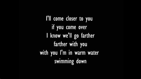 Banks Bedroom Wall Lyrics Meaning by Banks Warm Water Lyrics