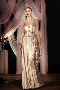 wedding trends from montreals bridal boudoir affair With gatsby style wedding dress