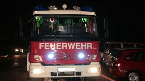 Brand In Grassauer Landpension 10000 Euro Schaden Bayern