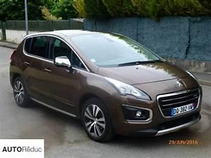 Caractéristiques Peugeot 3008 : achat peugeot 3008 2 0 hdi hybrid4 d 39 occasion pas cher 19 800 ~ Maxctalentgroup.com Avis de Voitures
