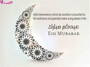 Eid Mubarak in ... Eid Holidays Quotes