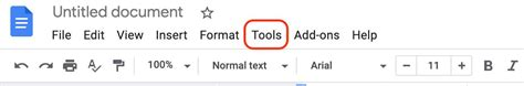How to Display Word Count in Google Docs [Visual Guide ...
