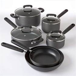 pans cookware kitchen carte kohls normally anodized nonstick pc hard kohl mojosavings