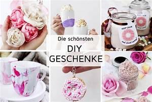 Ausgefallene Geschenke Für Die Beste Freundin : diy geschenke selber machen kreative geschenkideen basteln ~ Frokenaadalensverden.com Haus und Dekorationen