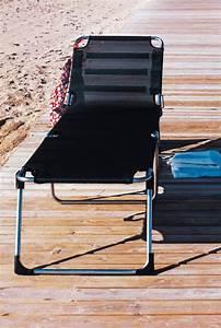 Sonnenliege Extra Hoch Extra Breit : fiam amigo fourty liege sonnenliege alu schwarz extra hoch 58 x 42 x 190 garten outdoor ~ Orissabook.com Haus und Dekorationen