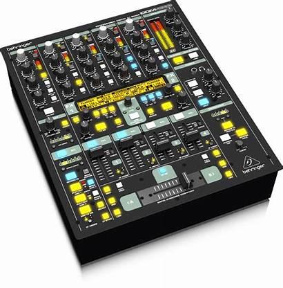 Behringer Mixer Dj Digital Channel Ddm4000 Midi