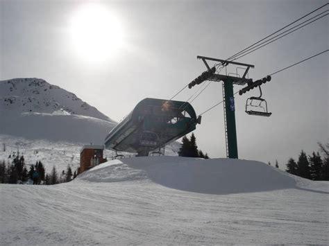 ski lifts lake louise cable cars lake louise lifts