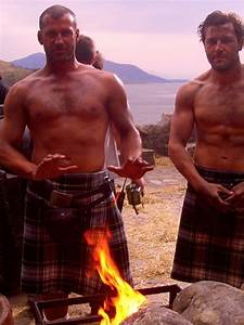 Oh, by the way...: BEAUTY: Men--Kilt Style