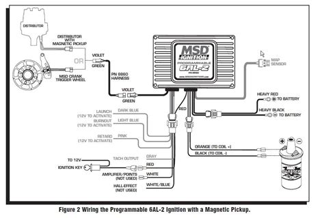 Mallory Comp Distributor Wiring Diagram