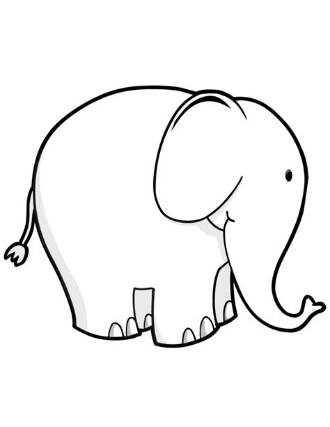elephant template printable redirecting to http www sheknows parenting slideshow 1960 animal coloring pages for
