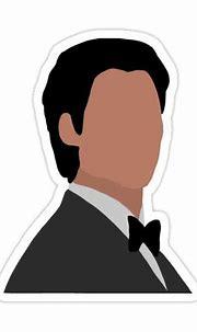 'Damon Salvatore' Sticker by madeline-ad | Vampire ...