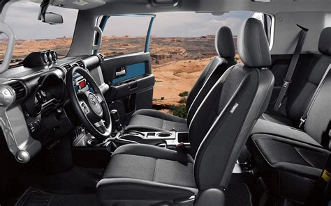 fj cruiser interior 2017 toyota fj cruiser interior autosdrive info