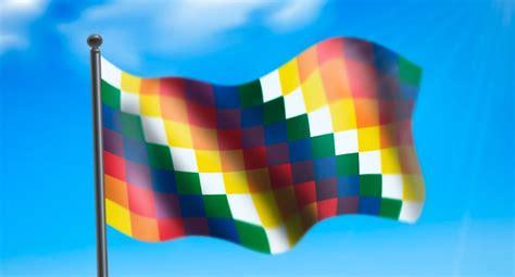 Hoy la Municipalidad de Ciudad izará la bandera Wiphala ...