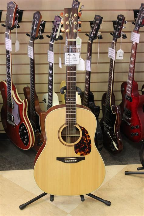 Alvarez 5063 Acoustic Guitar - Used | Ted's Pawn Shop